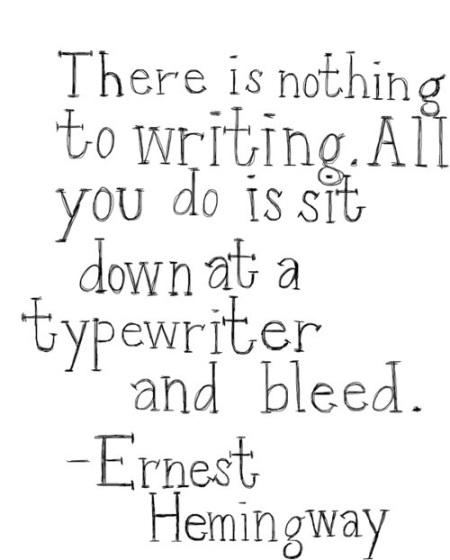 write and bleed 7-14